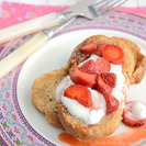 Receta de french toast