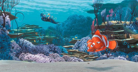 Celebra el día de la Madre ¡Buscando a Nemo!