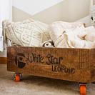 El cuarto de bebé más acogedor