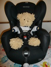 VENDO SILLA AUTO ISEOS ISOFIX BEBE CONFORT, Grupo 1