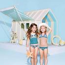 Bikinis para niñas muy originales