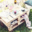 Muebles DIY con palés