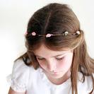 Diademas y coronas para niñas