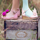 Zapatos originales para niñas