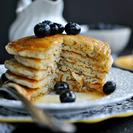 Tortitas ecológicas con semillas de amapola