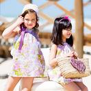 Moda infantil para el verano