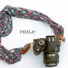 Manualidad: Personaliza la cinta de tu cámara de fotos