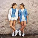 Moda italiana para niños