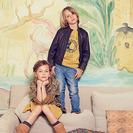 Moda de otoño para niños y niñas