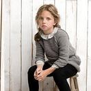 Moda infantil con estilo