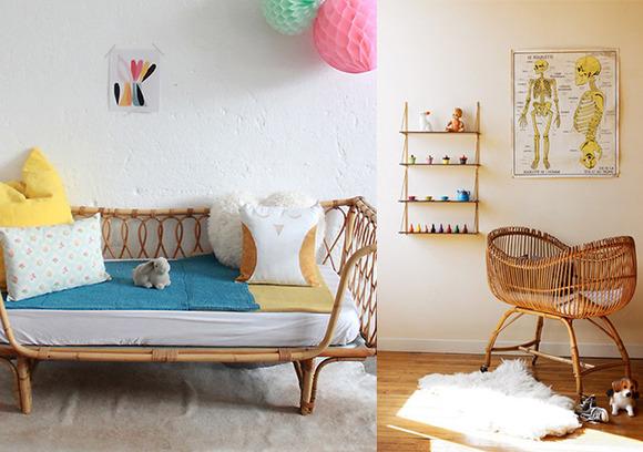 Habitaciones Decoracion Vintage ~ Estilo vintage para el cuarto del beb?  Habitaci?n Beb?  Beb?s
