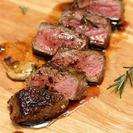 Receta de carne de ternera con romero y ajo