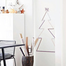 Ideas para decorar la Navidad con Washi tape