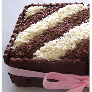 Receta de Chocotorta:  Tarta de Galletas de Chocolate y Dulce de Leche