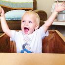 Una actividad para tu hijo de dos años