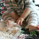 Juegos sensoriales increíbles para tu bebé
