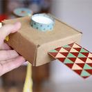 Una cámara polaroid DIY