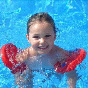 Los mejores manguitos para niños. Delphin