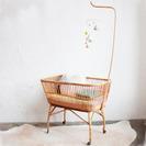 Muebles vintage para el dormitorio infantil