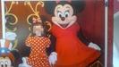 Disfraz Minnie Mouse niña talla 6-8