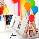 Fiesta para pequeños artistas