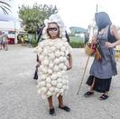 Disfraz casero de Oveja