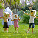 Juegos para que tus hijos jueguen juntos