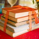 Fiesta de cumpleaños en una librería