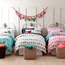 Dormitorios para tres