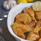 Receta de Pollo Mediterráneo
