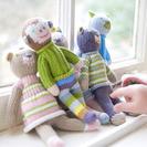 BlaBlaKids, muñecos originales