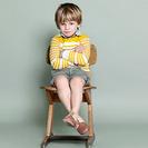 Zapatitos para niños y niñas de Anna Pops