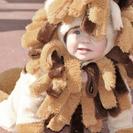 Disfraz de león ¡casero!
