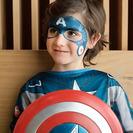 Capitán América - Máscaras carnaval