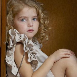 Marilyn Tov. Tiernos vestidos para niñas. Tienda online