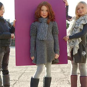 Benetton niños. Catálogo invierno 2010/2011
