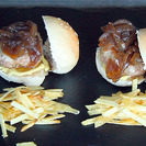 Receta de Mini hamburguesas caseras
