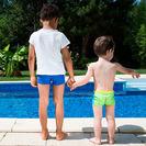 Precauciones para disfrutar de la piscina con niños