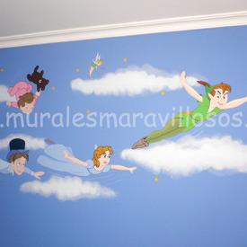 Murales Maravillosos. Di adios a las paredes aburridas.