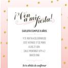 Invitaciones personalizadas gratis para tu fiesta de cumpleaños
