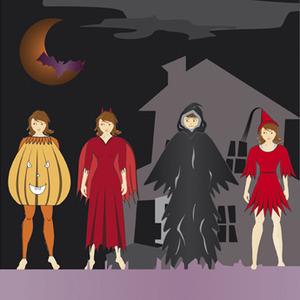 Halloween 2010. Crea tu disfraz en Disfrazalia.com