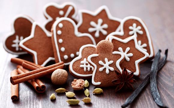 Galletas de Navidad:  Recetas de Galletas Caseras Decoradas