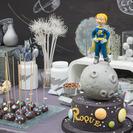 Fiesta de cumpleaños galáctica