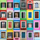 Fotógrafo se dedica recorrer el mundo captando la belleza de las puertas y ventanas