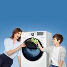 Samsung AddWash, añade prendas durante el lavado