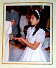 Vestido COMUNION niña ❁