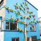 Casitas de pájaros para decorar tu ciudad