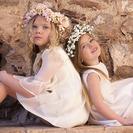 Vestir a los niños para ocasiones especiales con los Sueños de Carlota
