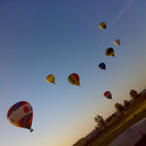 Viajar en globo ¡una experiencia única!