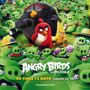 Ya tenemos las ganadoras del pack Angry Birds
